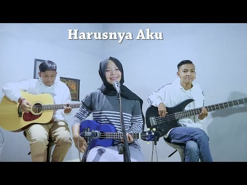 Armada - Harusnya Aku Cover by Ferachocolatos ft. Gilang & Bala