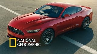 Мегазаводы - Ford Mustang (National Geographic HD)