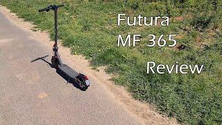 E-Scooter Futura MF 365 Test/Review +RABATT am Ende