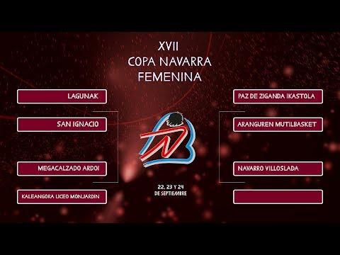Final Copa Navarra Femenina 2017