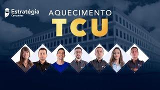Aquecimento TCU: Direito Processual Civil - Prof. Ricardo Torques