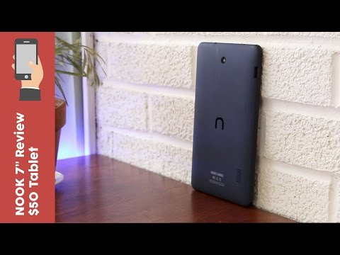 Nook Tablet 7″ Review – $50 Can Buy A Fantastic Tablet