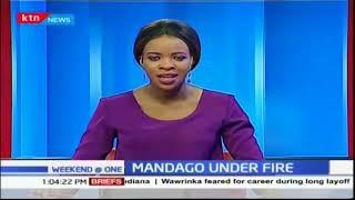 Nakuru leaders accuse Governor Jackson Mandago of frustrating members of the Kikuyu Community