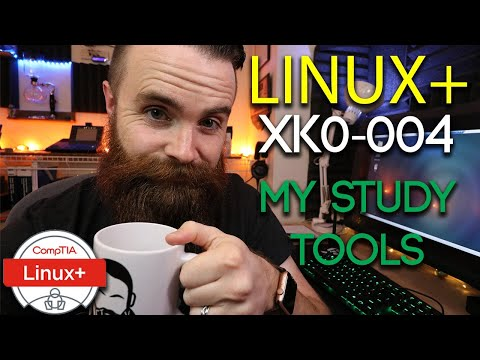 How I'm Studying for the Linux+ XK0-004 Exam - Study Tools ...