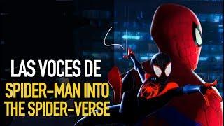 Entrevista: Voces SpiderMan: Un nuevo universo