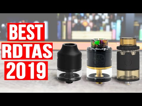 Best RDTA's for 2019 [Top RDTA's for Flavor and Clouds!]