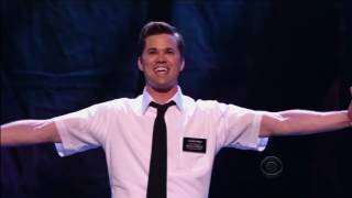 """i believe"" but every time andrew rannells licks his lips it gets 10% faster"