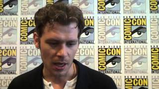 Джозеф Морган, Joseph Morgan Previews the Originals Season 3