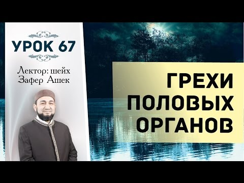 Урок 67. Грехи половых органов - шейх Зафер Ашек