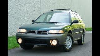 Subaru Outback (BD/BG) 1994 - 1999