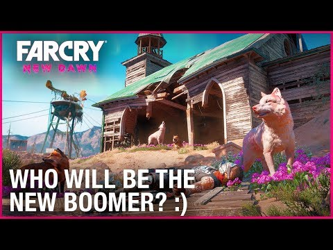 Far Cry New Dawn: Fight New Enemies, Travel To New Locations, and Pet New Animals | Ubisoft [NA] thumbnail