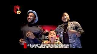 CHECKOUT PRAIZ, YEMI ALADE AND SKALES CANVASS FOR THE HEADIES VOTES (Nigerian Entertainment News)