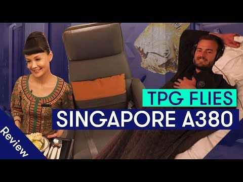 Flight Review: Singapore A380 Suite with The Points Guy