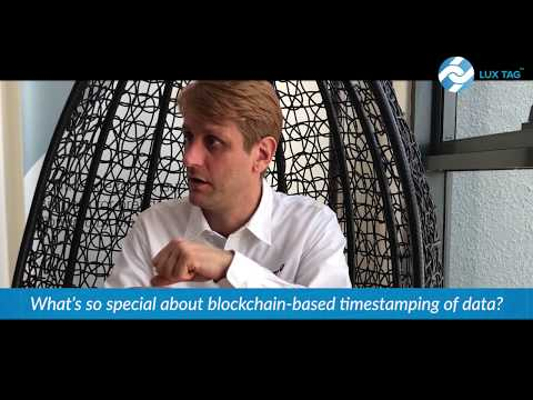 Timestamping of Data: how important is this feature for blockchain? (2018)