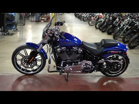2019 Harley-Davidson Breakout® 114 in New London, Connecticut - Video 1