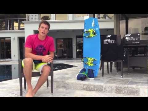 2013 Hyperlite Marek Wakeboard Review – Miami Ski Nautique –
