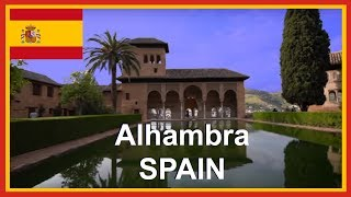 La Alhambra Spain - This Moorish Palace is Spain's biggest tourist attraction