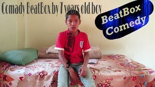 preview picture of video 'Beatbox by 7 years kid very funny with 10 kinds of sound'
