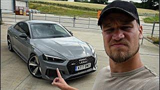 Audi RS 5 (B9) 2017 - dabar