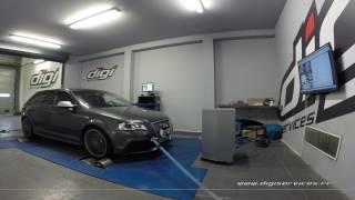Audi RS3 tfsi 340cv AUTO Reprogrammation Moteur @ 383cv Digiservices Paris 77 Dyno