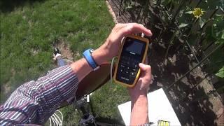 SatLink WS-6933 camping satellite finder
