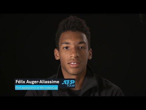 MercedesCup | Félix Auger-Aliassime: Mercedes-Benz Museum Stuttgart