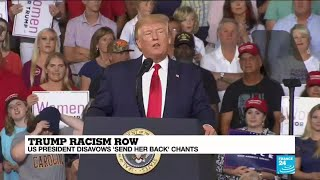 What Americans think about Trump's racist strategy