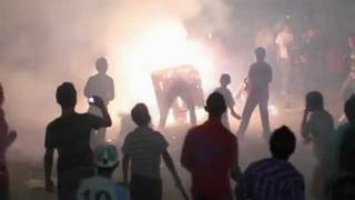 preview picture of video 'Acala Tradición Quema de torito'
