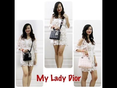 My Lady Dior Handbag Review