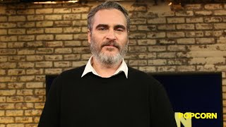 Joaquin Phoenix on the making of 'Joker'