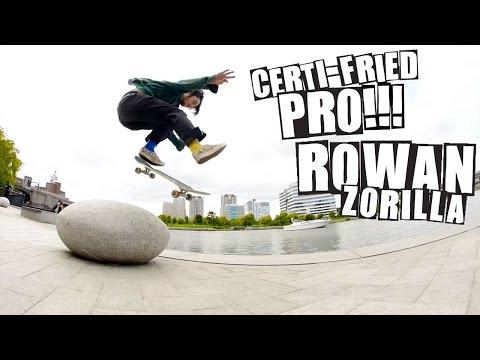 "Baker Presents ""Certi-Fried Pro Rowan Zorilla"" Part"