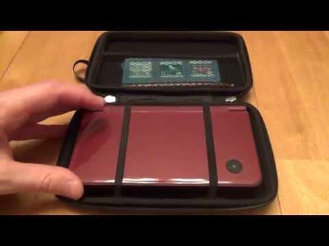 DSi XL Travel EVA Case with Pocket (Slim Case) Review