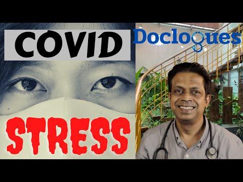 Stress during Covid-19 | Dr Roshan Jain | Dr Arun Naik | Doclogues
