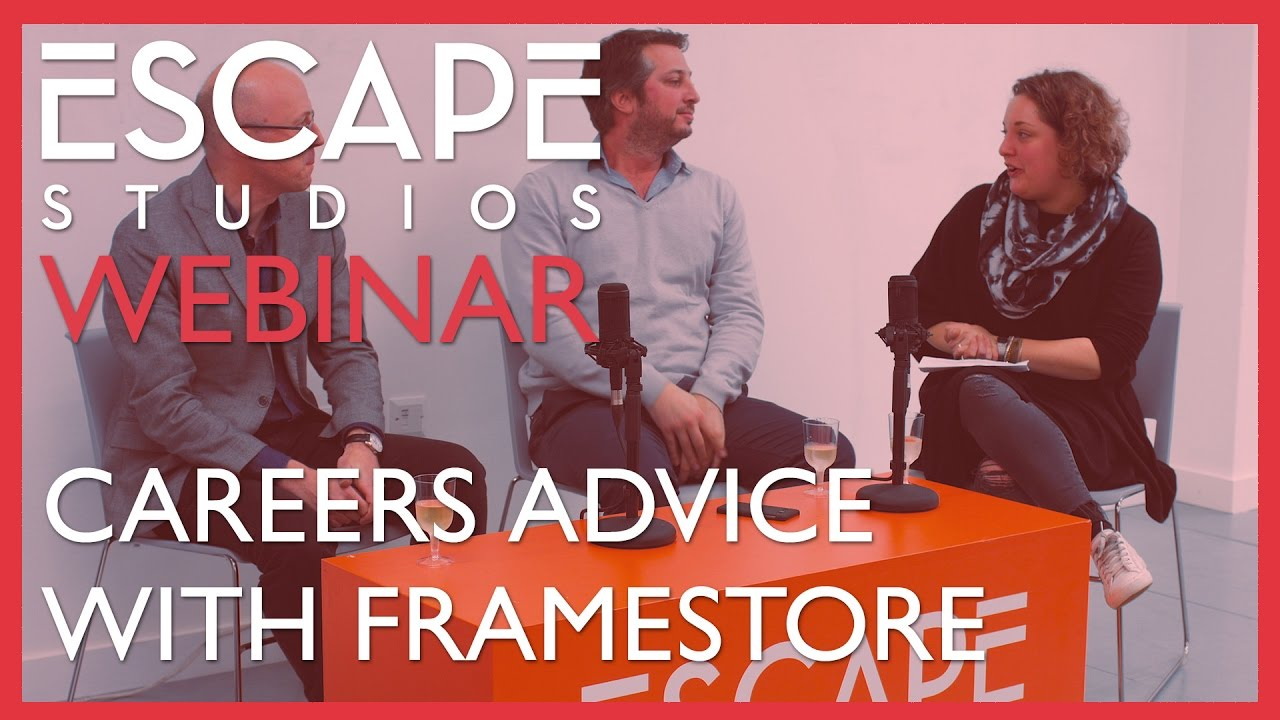 Careers Advice With Framestore