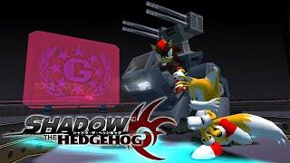 Shadow the Hedgehog - Air Fleet (Hero) - Japanese [4K HD 60Fps]