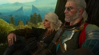 Empress Ciri Visits Geralt Ending Epilogue