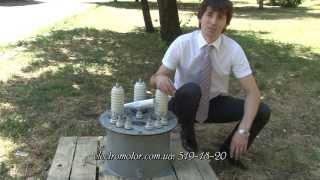Трансформатор НТМИ-6 от компании ПКФ «Электромотор» - видео 2