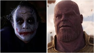 Thanos and The Joker - Ideology Unleashed