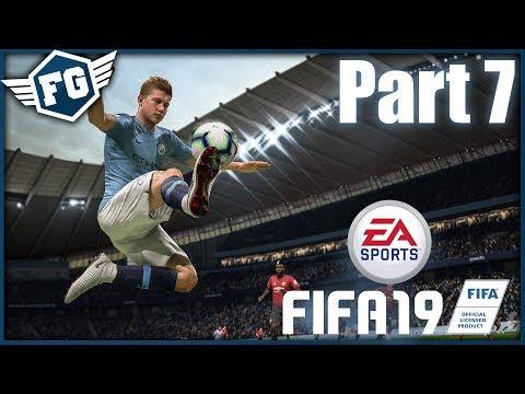 ZAČÁTEK CHAMPIONS LEAGUE - FIFA 19: Cesta #7