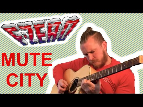 "I did an ""acoustic"" arrangement of Mute City from F-Zero. Hope you enjoy!"