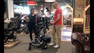Großer Kinderwagen Test -  BabyOne Babyfachmärkte