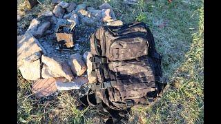 Miltec Assault Pack Large Laser Cut