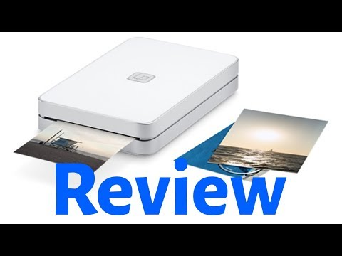 Printing Videos?! — Lifeprint Photo Printer Review