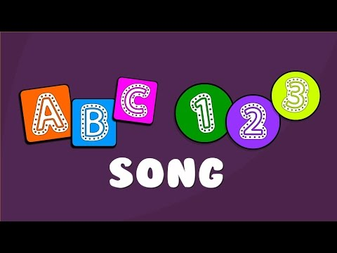 Download ABC 123 Song | The Alphabet Numbers Song Compilation | Learning Alphabet and Numbers for Kids Mp4 HD Video and MP3
