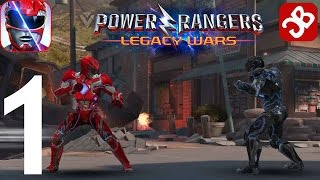 Power Rangers: Legacy Wars - Gameplay Part 1 - iOS/Android
