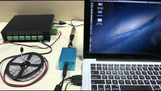 ESP8266 Artnet to DMX - 1 - Instructablescom