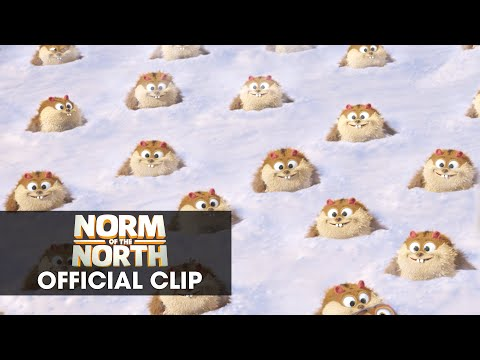 "Norm Of The North (2016) Official Clip – ""Lemmings"""