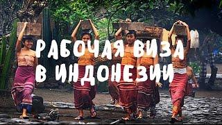 РАБОЧАЯ ВИЗА НА БАЛИ (KITAS) ✍ BaliBlogger