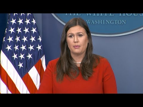 White House press briefing following DACA announcement  (09.05.17)