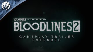 Vampire: The Masquerade - Bloodlines™ 2 Youtube Video